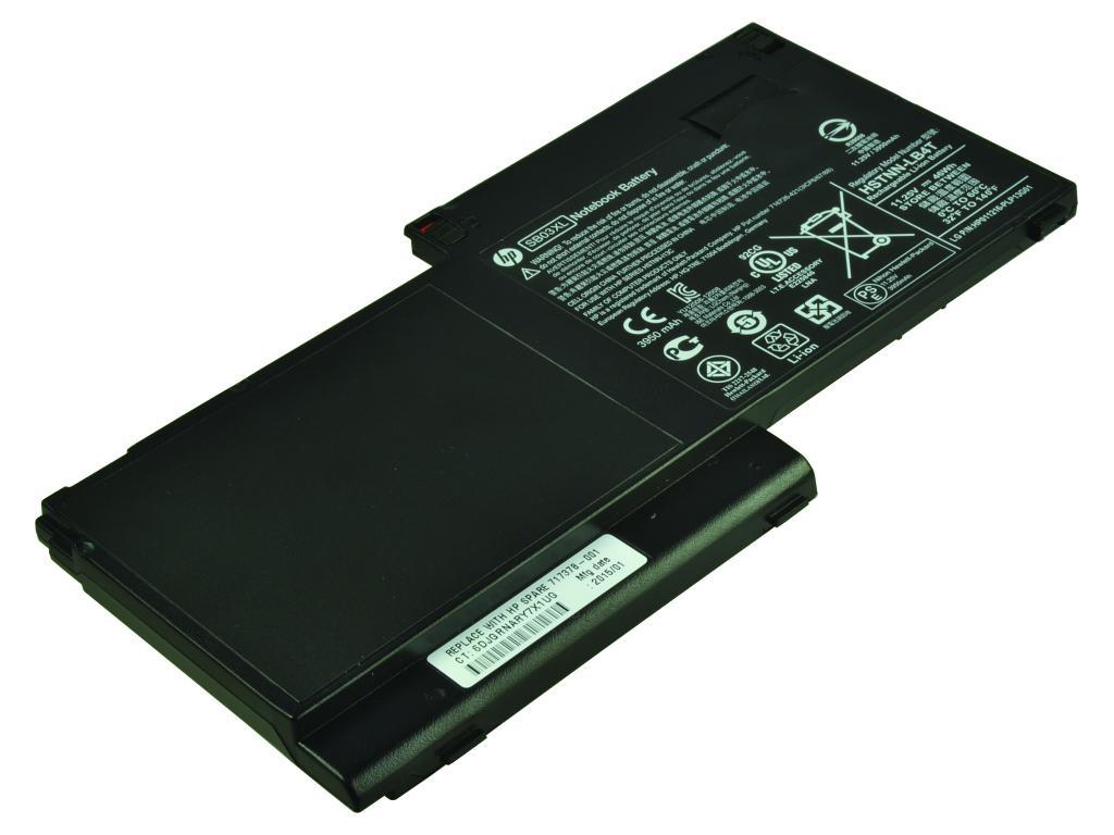 Laptop accu SB03XL voor o.a. HP EliteBook 820 G1 (SB03XL) - 3950mAh - Origineel HP