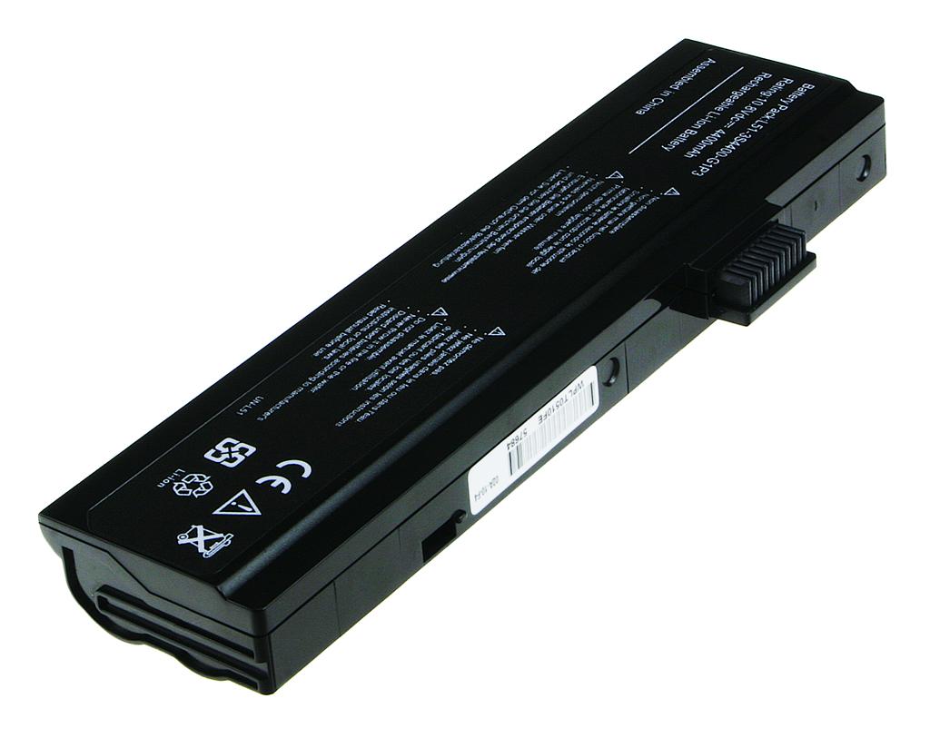 Laptop accu 23GL2GF00-4A voor o.a. Advent 7109A, Uniwill L51 - 4400mAh