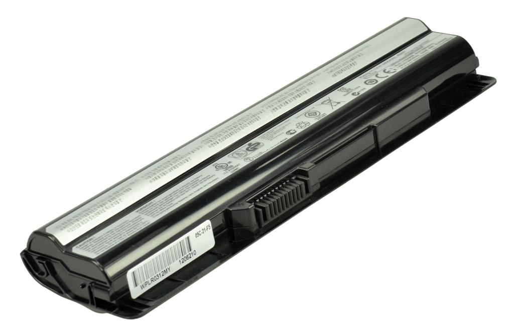 Laptop accu 40029150 voor o.a. MSI FX600 - 4400mAh